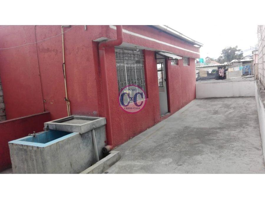 cxc venta casa turubamba exp 3480