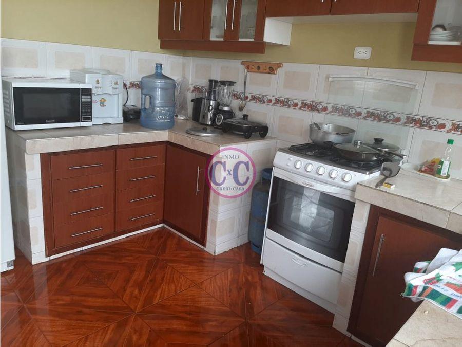 cxc venta casa conocoto exp 4159