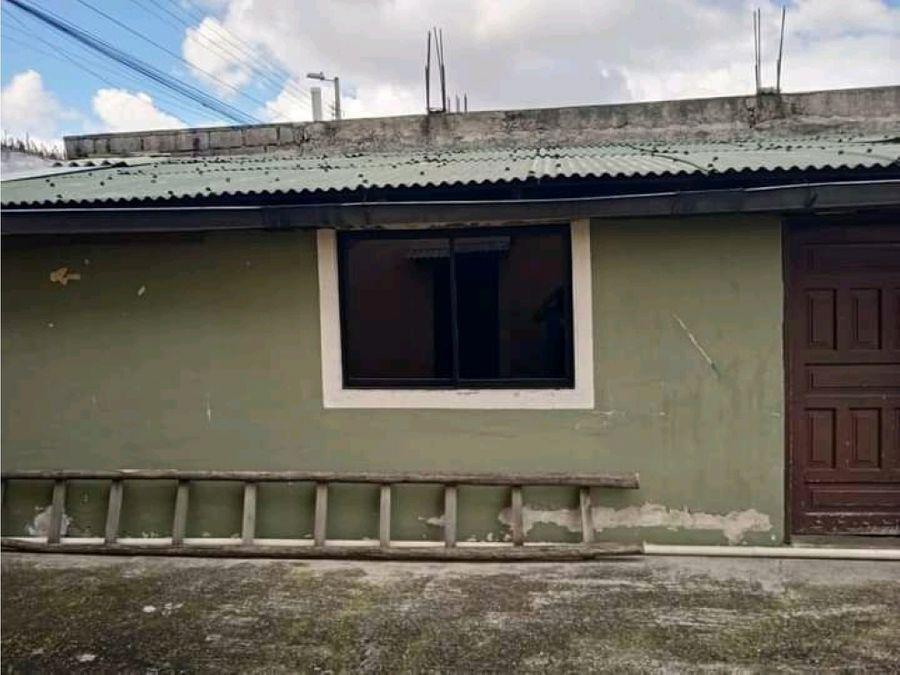 cxc venta casa terreno paquisha exp 3765
