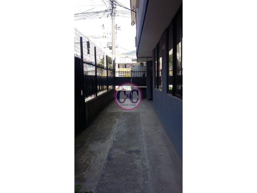 cxc venta casa rentera turubamba exp3401