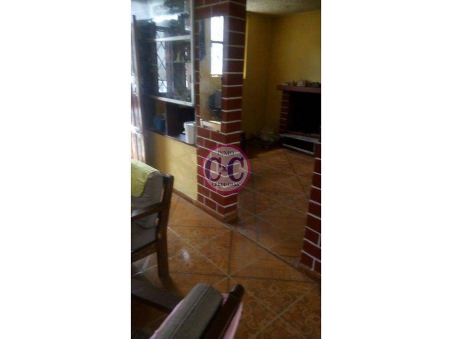 cxc venta casa la ecuatoriana exp 3210