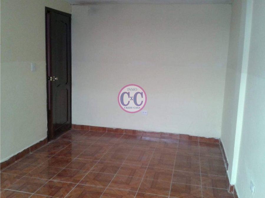 cxc venta 2 departamentos caupicho exp 3390