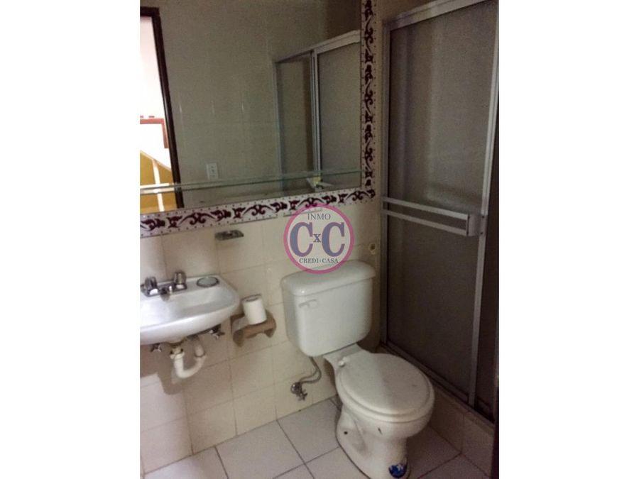 cxc venta casa duplex monjas exp 4148