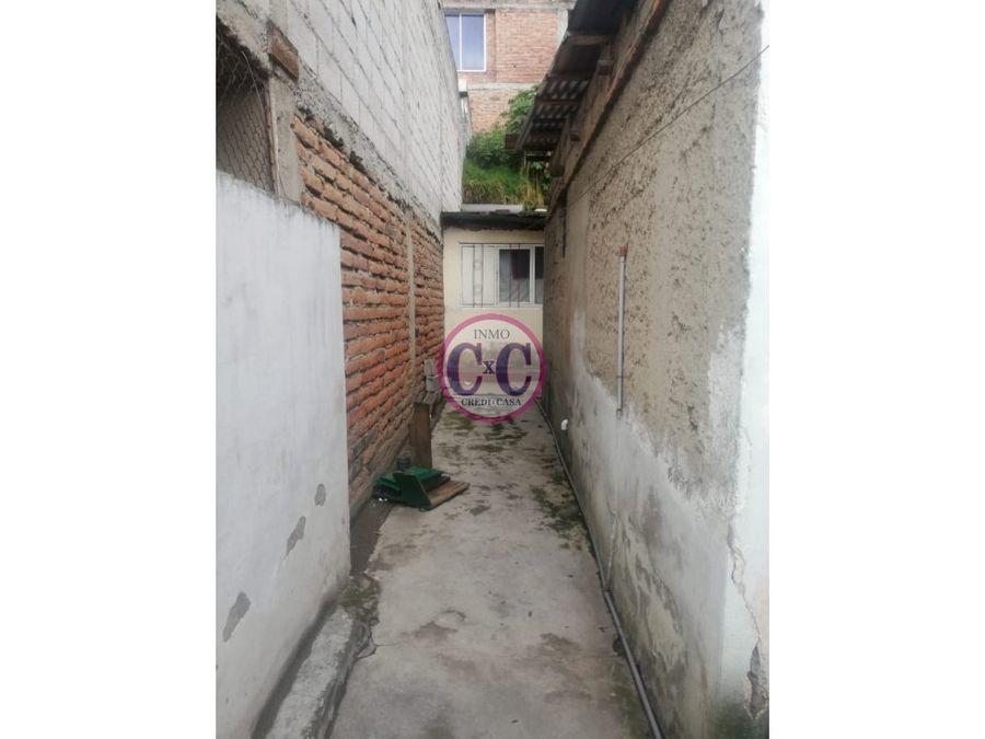 cxc casa terreno reino de quito exp 3526