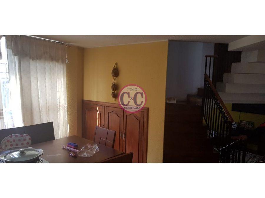cxc venta casa unifamiliar la gasca exp 1076