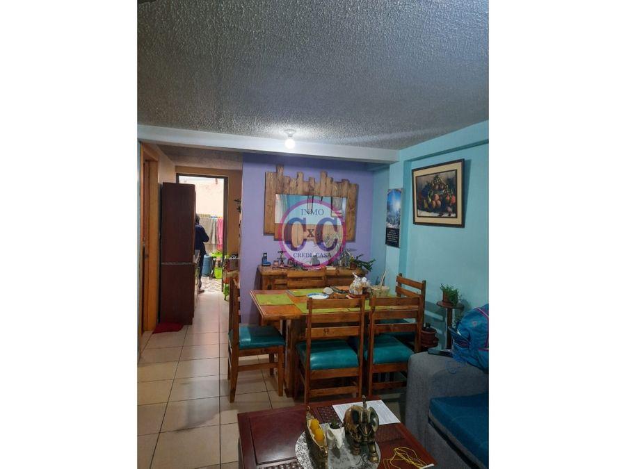 cxc venta casa en conjunto quitumbe exp 3705