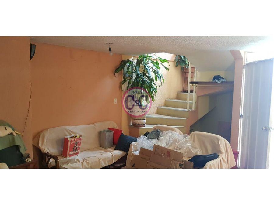 cxc venta casa en conjunto llano chico exp 2495