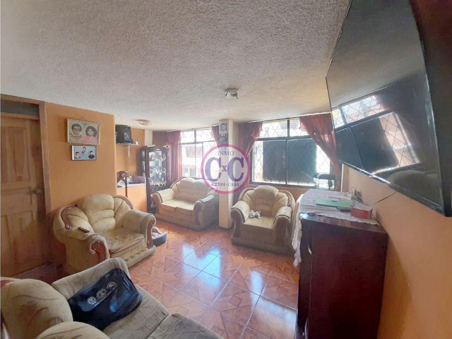 cxc venta casa independiente solanda exp 3648