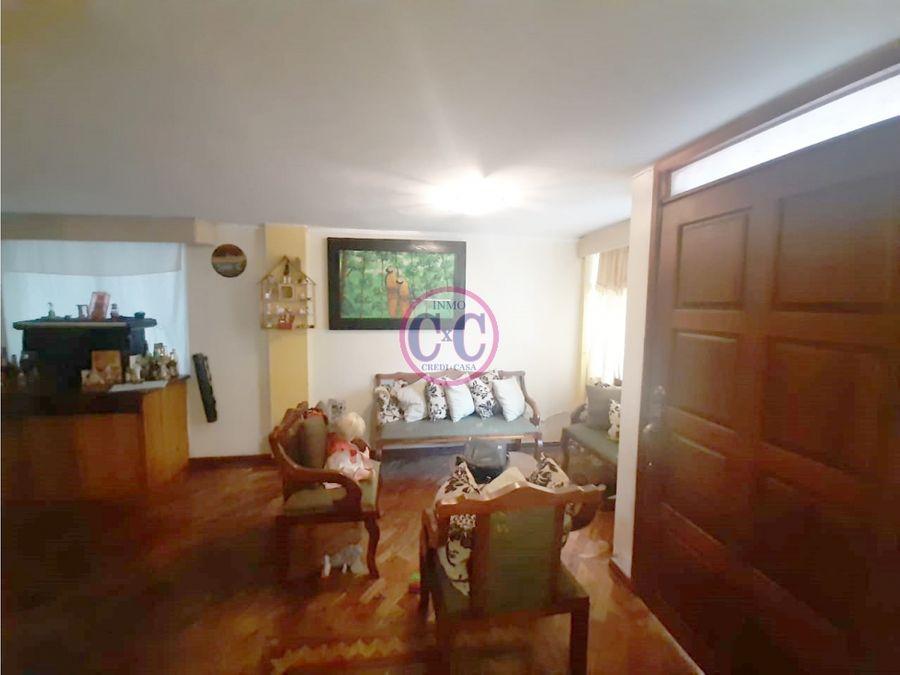 cxc venta casa independiente chillogallo exp 3649
