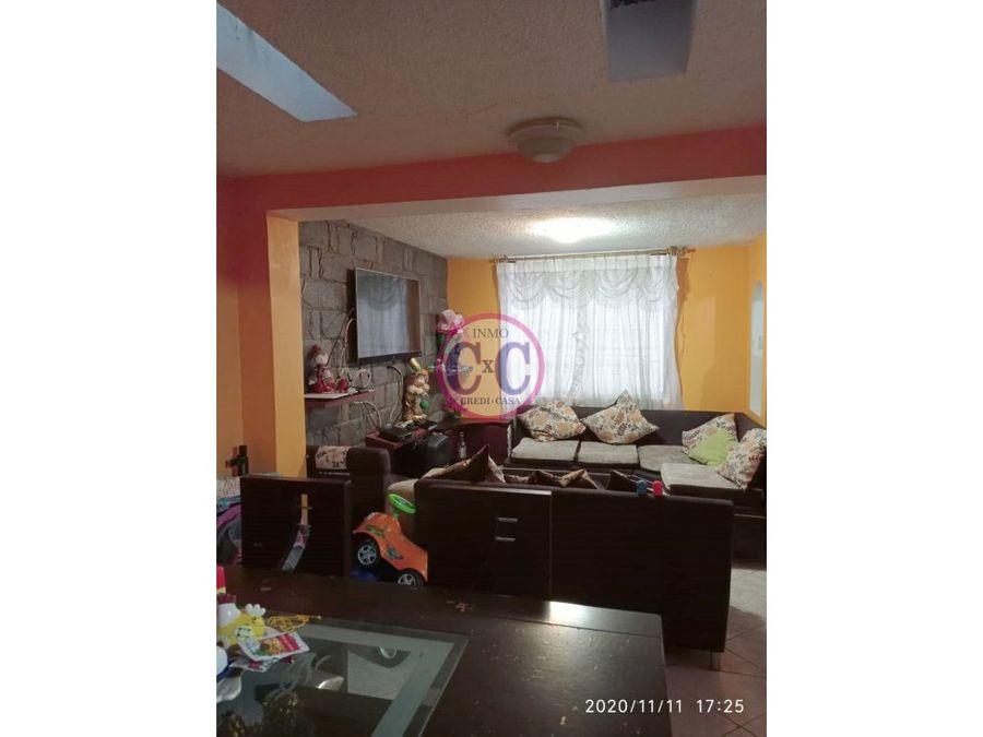 cxc venta casa en conjunto mena dos exp 3674