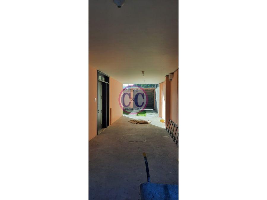 cxc venta casa independiente miranda exp 4188