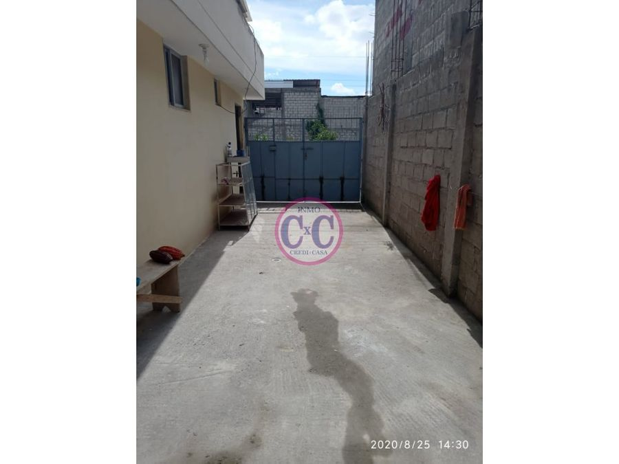 cxc venta casa independiente caupicho exp 3633