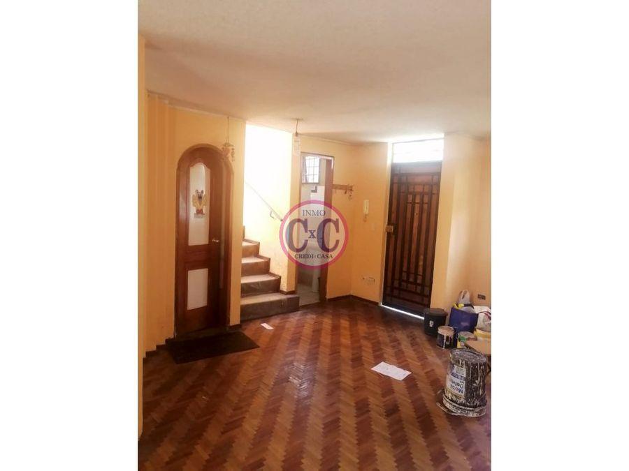 cxc venta casa duplex solanda exp 3576