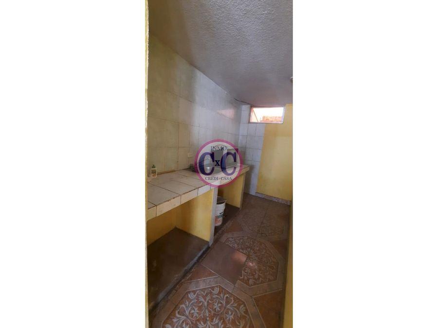 cxc venta casa rentera carapungo exp 2577