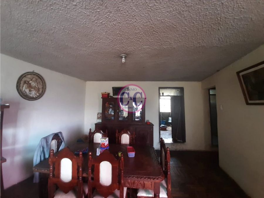 cxc venta casa departamento loma de puengasi exp 4170