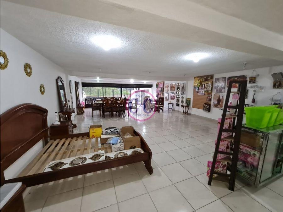 cxc venta hermoso local comercial monjas exp 9042