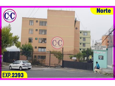 cxc venta departamento carcelen exp2393