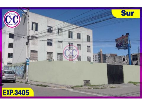 cxc venta departamento quitumbe exp3405