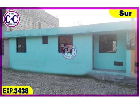 cxc venta casa caupicho exp3438
