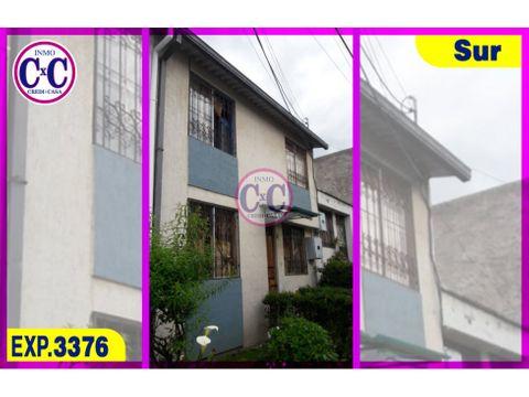 cxc venta casa el conde exp 3376