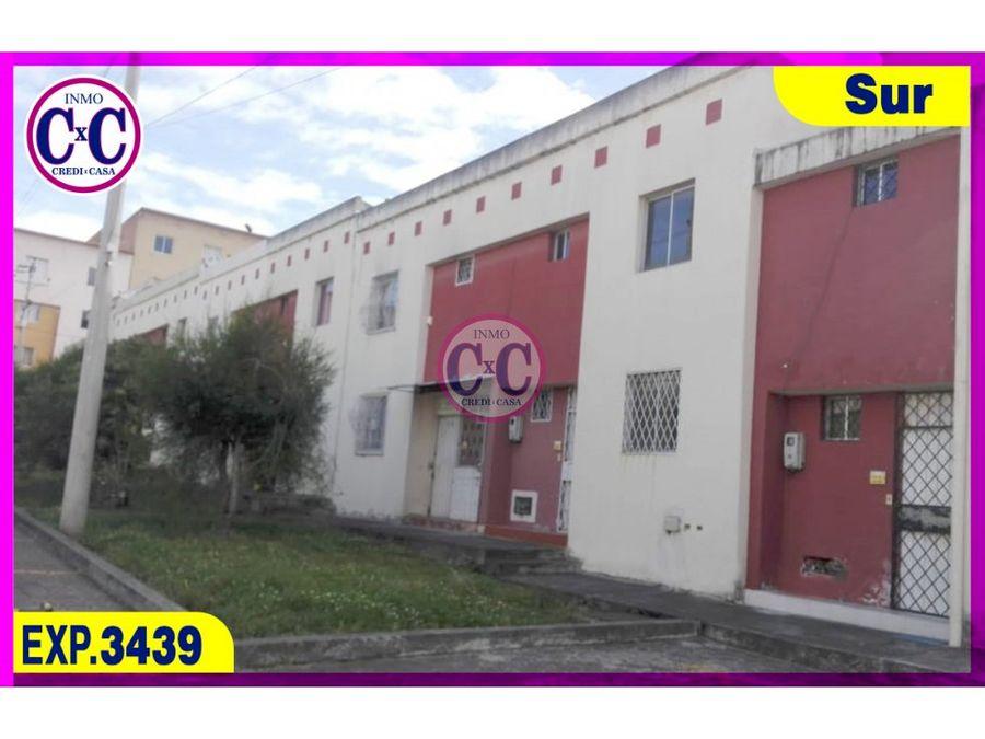 cxc venta casa quitumbe exp 3439