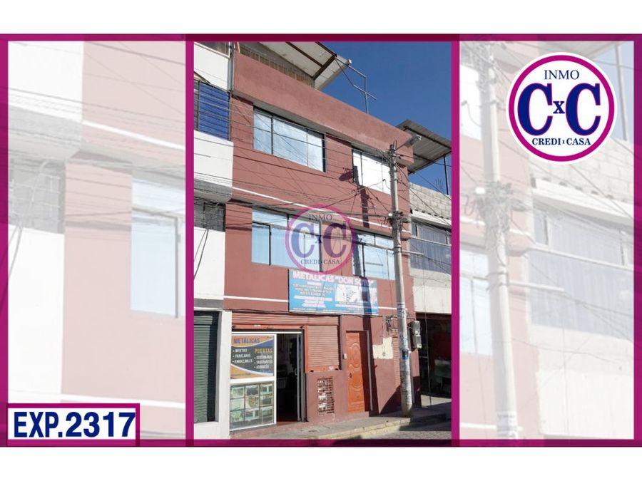 cxc venta departamento zabala exp 2317