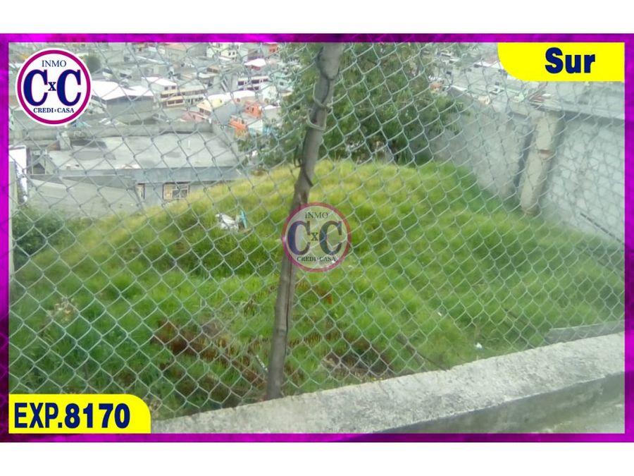 cxc venta terreno santa barbara exp 8170