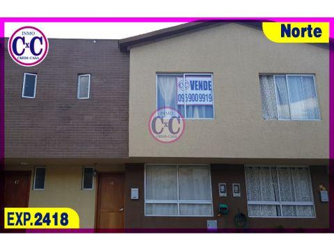 cxc venta casa pusuqui exp 2418