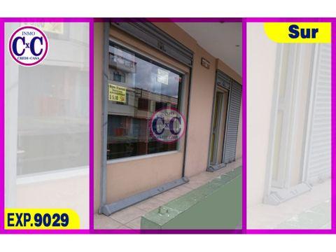 cxc venta local comercial guamani alto exp 9033
