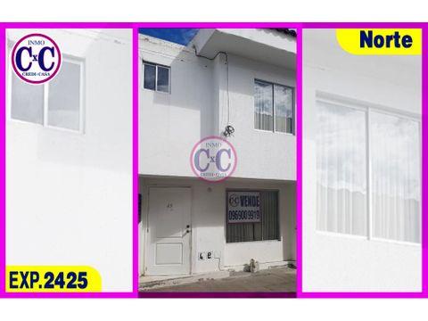 cxc venta casa san antonio exp 2425
