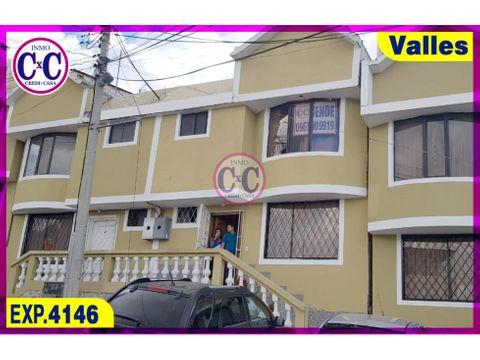 cxc venta casa eden del valle exp 4146