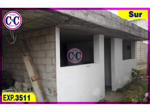 cxc venta casa terreno argelia alta exp 3511