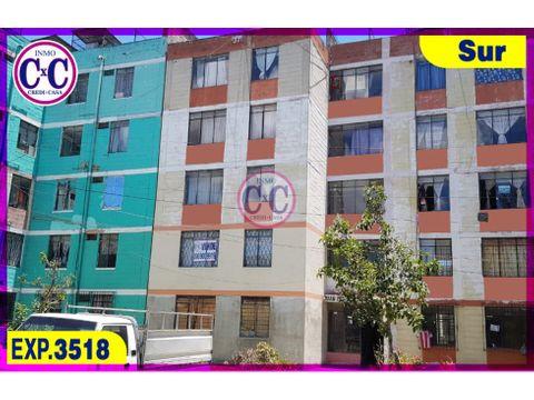 cxc venta departamento turubamba bajo exp 3518