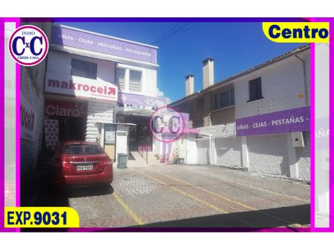 cxc venta local oficinas la colon exp 9031
