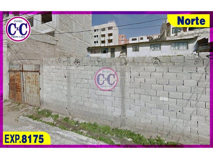 cxc venta terreno ponceano exp 8175