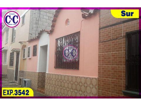 cxc venta casa santa barbara exp 3542