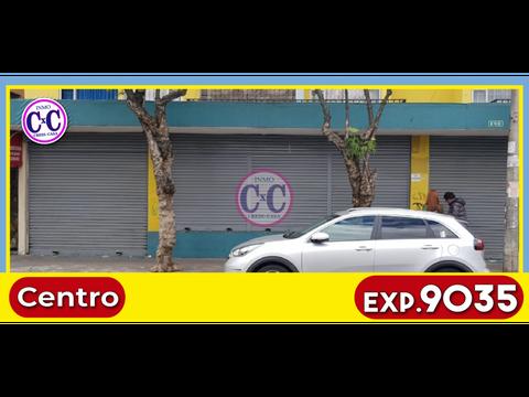 cxc venta local comercial santa prisca exp 9035