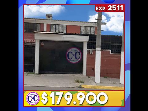cxc venta casa cotocollado exp 2511