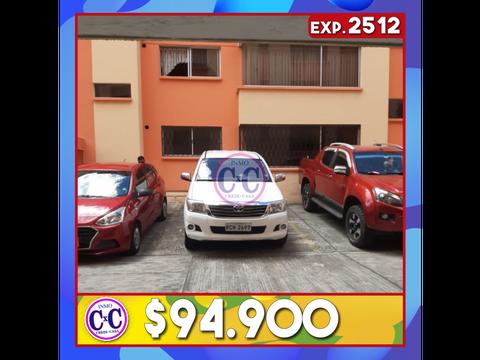 cxc venta departamento cotocollado exp 2512