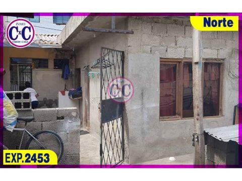 cxc venta casa carapungo exp 2453