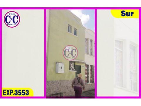 cxc venta casa duplex quitumbe exp 3553