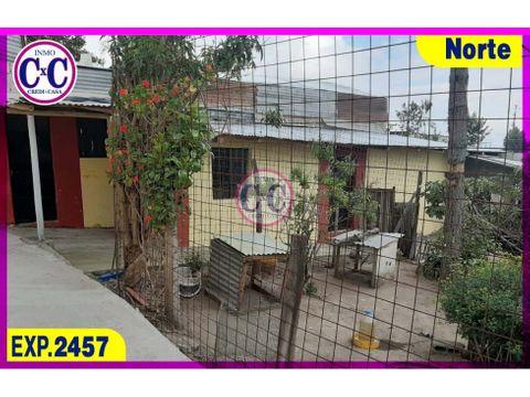 cxc venta casa independiente pisuli exp 2457