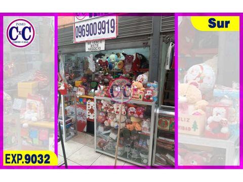 cxc venta de local comercial camal exp 9032