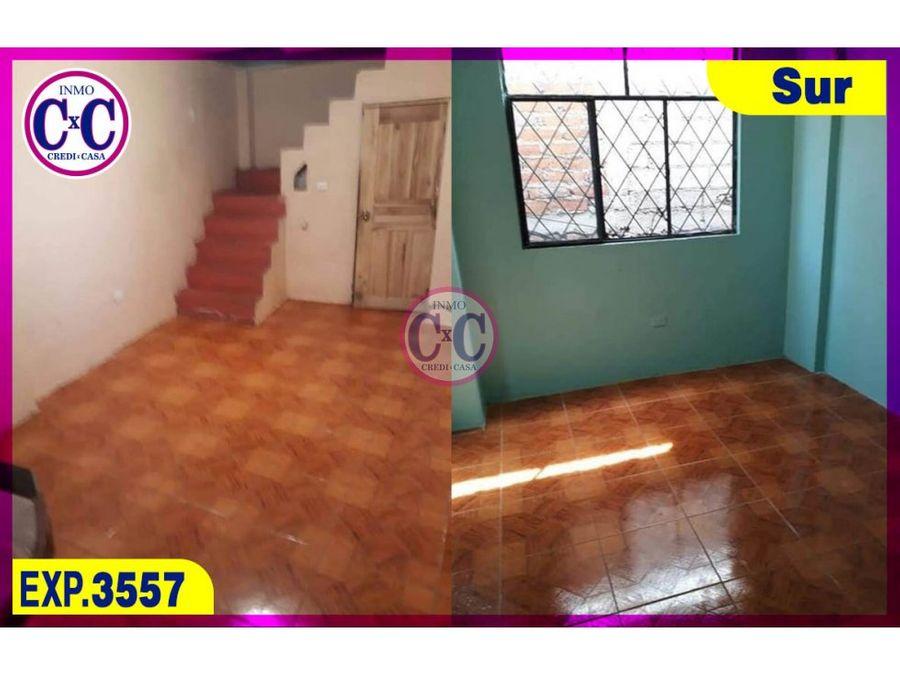 cxc venta dos casas juntas la santiago exp 3557