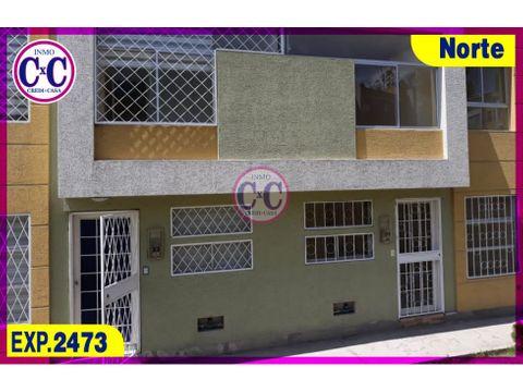 cxc venta casa en conjunto zabala exp 2473
