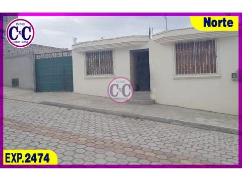 cxc venta casa san juan de calderon exp 2474