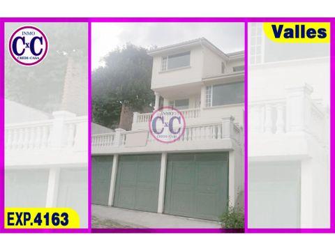 cxc venta casa conjunto capelo exp 4163