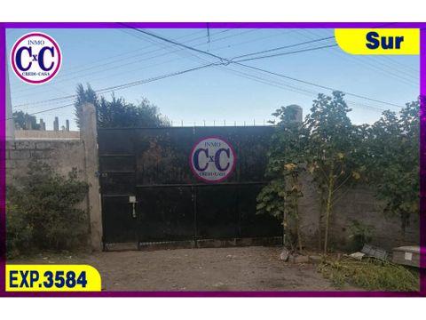 cxc venta casa terreno cutuglagua exp 3584