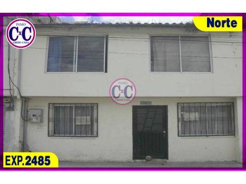 cxc venta casa independiente carapungo exp 2485