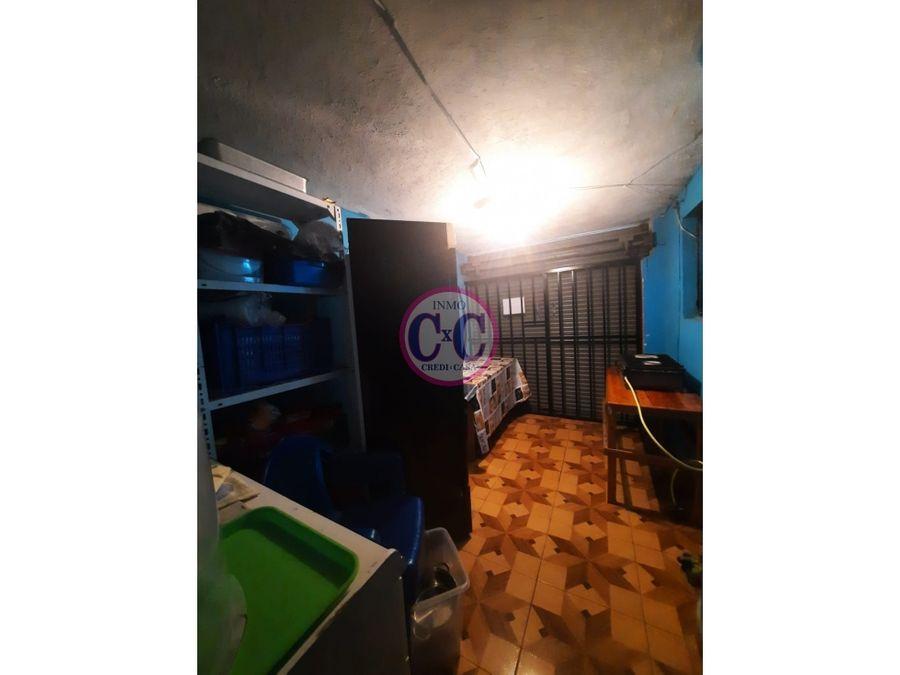 cxc venta casa independiente 2 locales caupicho exp 3763